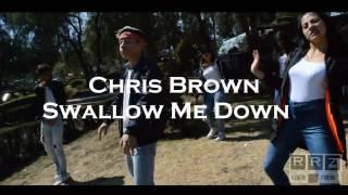 SWALLOW ME DOWN VIDEO/ CHIRS BROWN @RicardoRz | Ricardo R'z