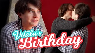 Vitalii's Birthday - Surprise For My Boyfriend [COUPLE VLOG]