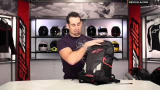 Alpinestars Roving Backpack Review at RevZilla.com