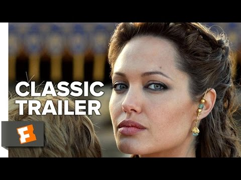 Random Movie Pick - Alexander (2004) Official Trailer - Colin Farell, Angelina Jolie Epic Movie HD YouTube Trailer