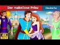Der makellose Prinz   Flawless Prince Story in German   Deutsche Märchen