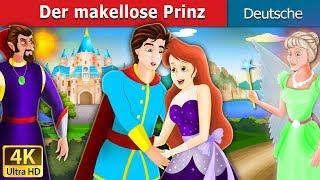 Der makellose Prinz | Gute Nacht Geschichte | Deutsche Märchen