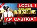 AM CASTIGAT BATTLEGROUNDS! LOCUL 1! (+ DECEIT) LIVE
