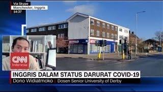 Gambar cover Inggris dalam Status Darurat COVID-19