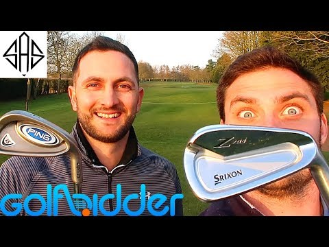 Our First Second Hand Golfbidder Battle - Course Challenge