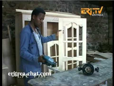 Eritrean Amazing Art Furniture by Diamond Company - Eritrea TV