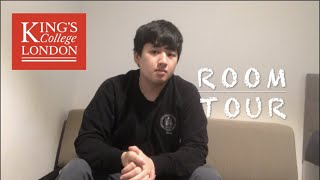ROOM TOUR | KING'S COLLEGE LONDON