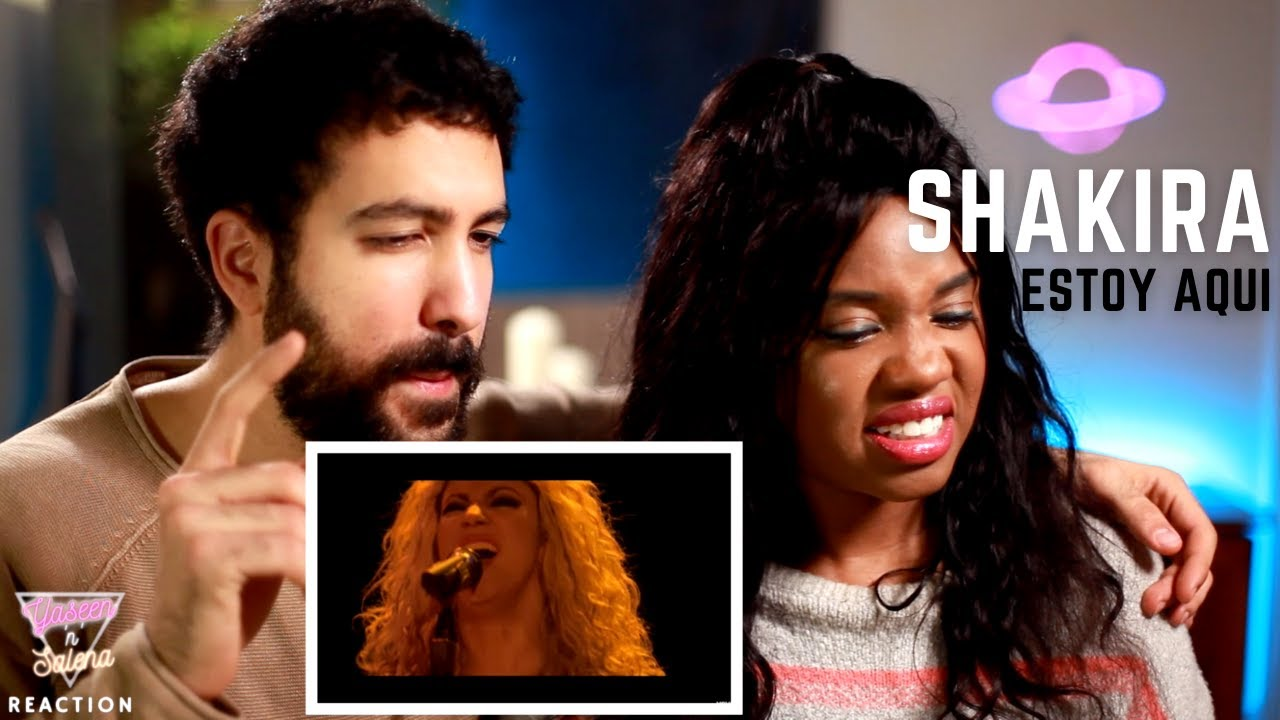 Download Shakira - Estoy Aquí (from Live & Off the Record) REACTION   SHE HAS IT ALL!