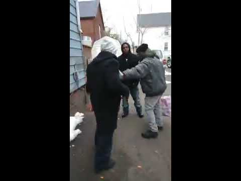 Another fight in New Brunswick part 1