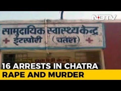 16 Arrested Over Gang-Rape, Murder Of Jharkhand Girl Who Was Burnt Alive