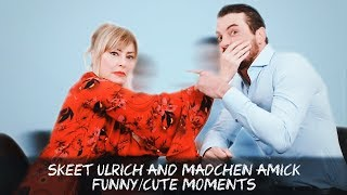 Skeet Ulrich and Madchen Amick Funny/Cute Moments