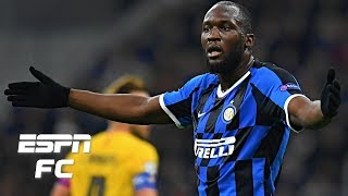 Inter Milan vs. Barcelona analysis: Lukaku shows why he's not 'the man' for the Nerazzurri | ESPN FC