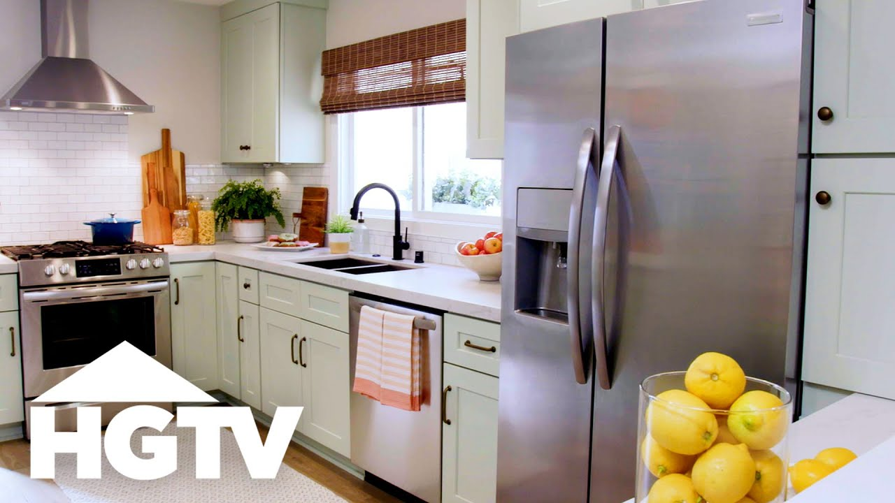 Customize Your Kitchen With These Tips From Designer Jasmine Roth - HGTV