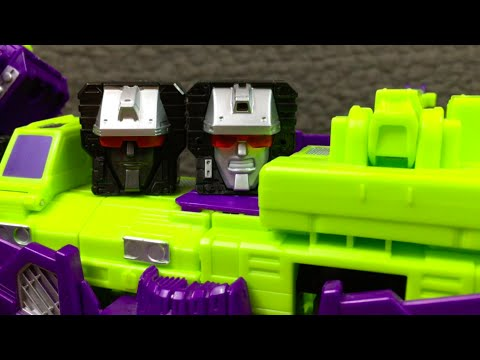 New DNA DK-01 upgrade Kit for Transformers IDW Devastator in Stock