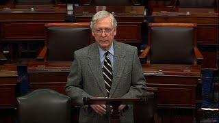 Senate leaders respond to attack on Iran general