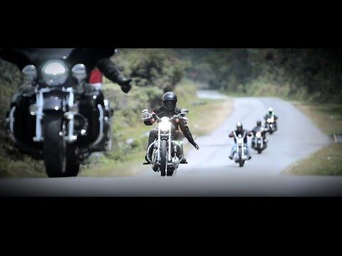 Harley-Davidson touring to Samosir
