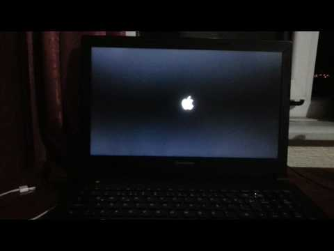 Instal Hackintosh on Lenovo b50 70