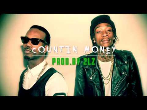 """(BEAT SALE) Wiz Khalifa x Juicy J type beat """"Countin Money"""" (prod.by 2 Lz)"""