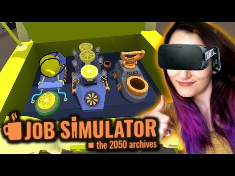 How To Be The GREATEST Car Mechanic EVER!! | Job Simulator VR #4