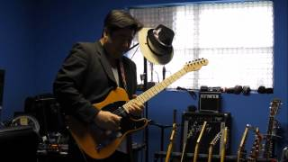 Squire Affinity Telecaster - I'm just an Asian blues man