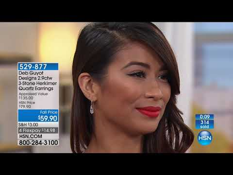 HSN | Designer Gallery with Colleen Lopez Jewelry 08.23.2017 - 02 PM