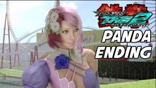 Tekken Tag Tournament 2 - Panda Arcade Ending Movie