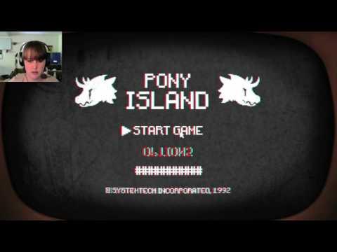 I've Got a Golden Ticket: Pony Island Part 1