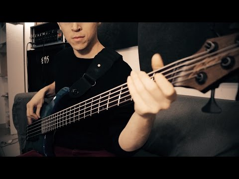 Dawn Of The Restless by ARP (Bass Playthrough by Gil Grosz)