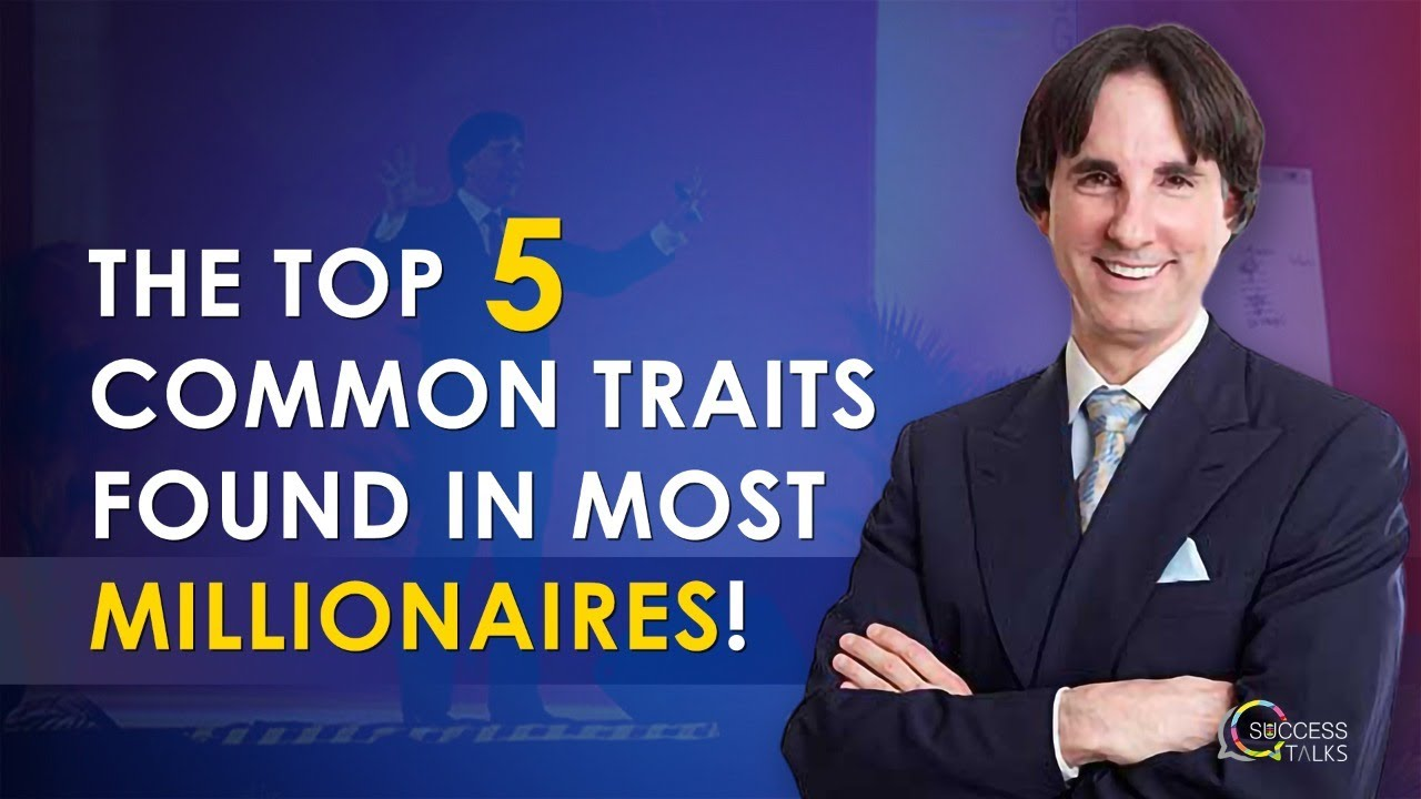 THE TOP 5 COMMON TRAITS FOUND IN MOST MILLIONAIRES! | John Demartini | Sucess Talks | Sucess Gyan