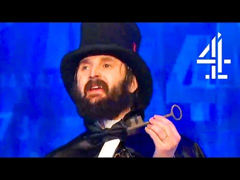 Joe Wilkinson Makes A Fatal Magic Mistake  8 Out Of 10 Cats Does Countdown