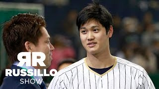 'Japanese Babe Ruth' to make MLB debut in 2018? | The Ryen Russillo Show | ESPN