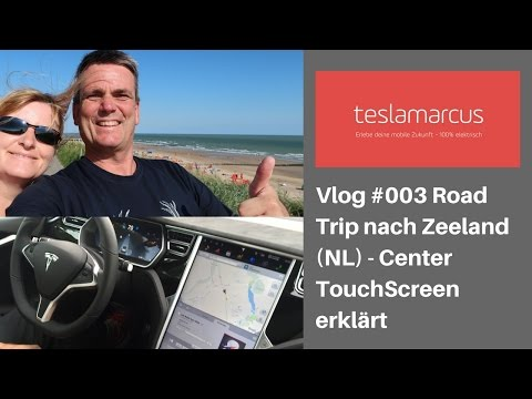 Vlog#003 / Zeeland NL / Center TouchScreen