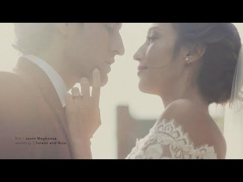 The Wedding of Solenn Heussaff and Nico Bolzico