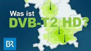 Tutorial: Was ist DVB-T2 HD ?