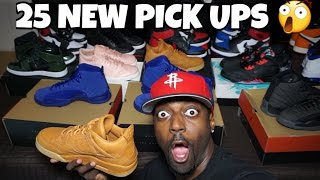 I BOUGHT 25 PAIRS OF SHOES IN 2 MONTHS RECAP!!!
