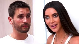 Scott Disick Had NO IDEA Kim Kardashian Was Having A Third Baby