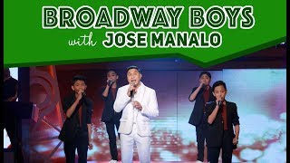 Broadway Boys with Dabarkads Jose Manalo | June 30, 2018
