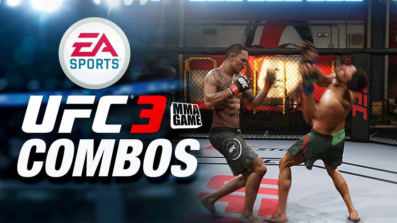 UFC 3 Combo Basics - Xbox One and PS4 - Advanced Tips and Tricks