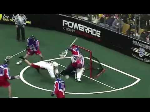 Josh Sanderson Highlights 2011 Boston Blazers
