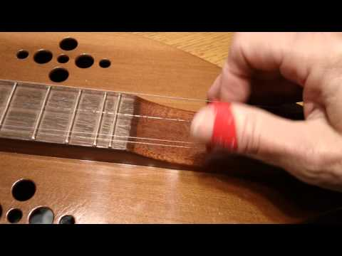 Dulcimer Songbag 11: Two-finger picking