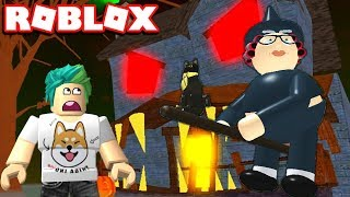 * NEU* ESCAPE GRANDMAS HAUNTED HALLOWEEN HOUSE OBBY IN ROBLOX