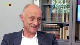 Prof. Dr. Hendrik Brumme - Präsident der Hochschule Reutlingen