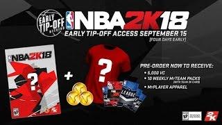 NBA 2K18【PC 中英文版】