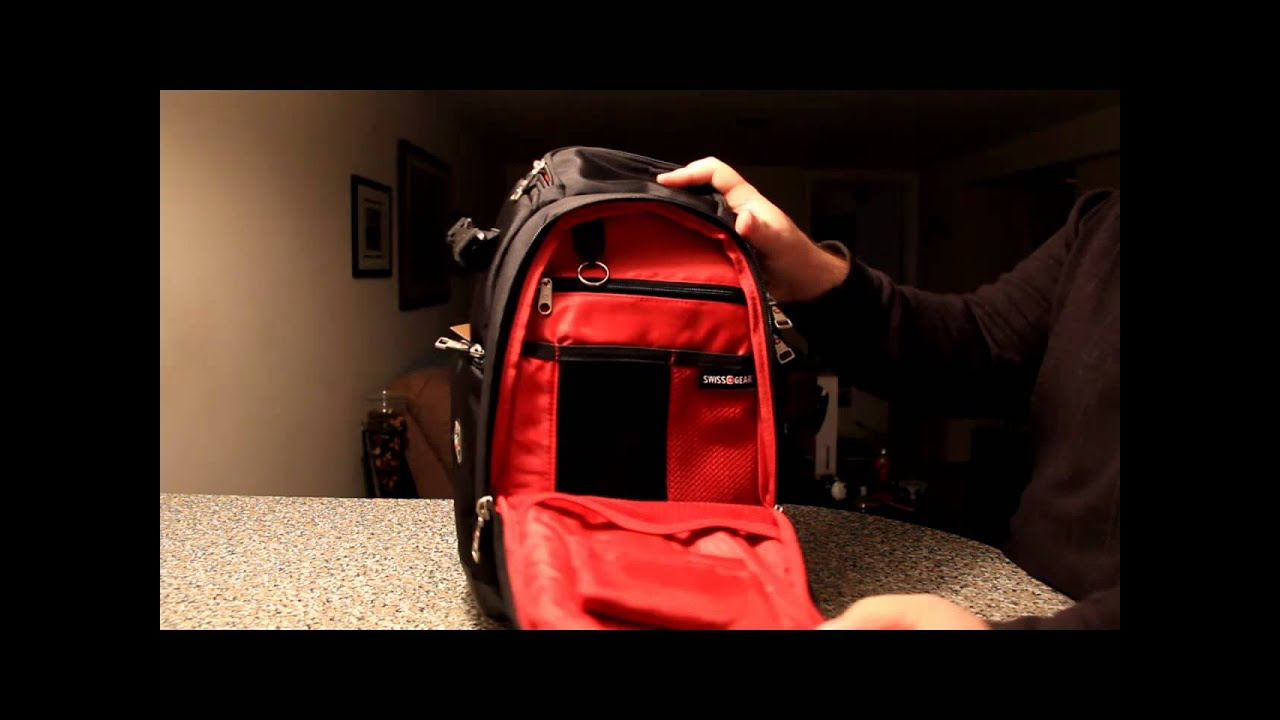 Swiss Gear Sling Camera Bag Unboxing - YouTube