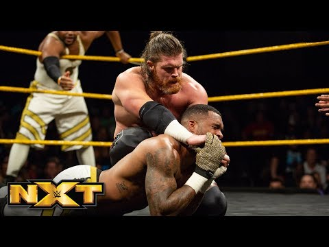 Street Profits vs. Forgotten Sons: WWE NXT, Sept. 5, 2018