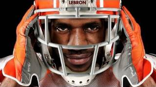 LeBron James to the NFL? Packers or Lions? - Fan Friday LIVE!!!  - YOUR Comments!!!