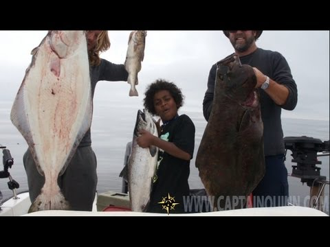 How To Fish For Halibut