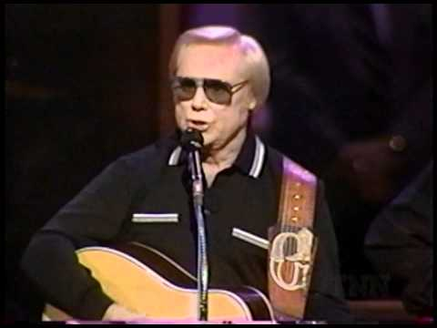 George Jones - Tennessee Whiskey  (September 12, 1931 - April 26, 2013)
