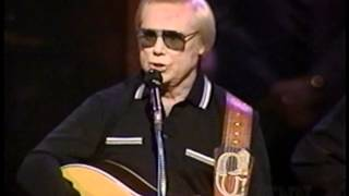 George Jones - Tennessee Whiskey  (September 12, 1931 - April 26, 2013)