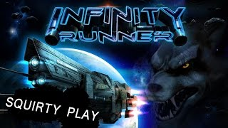 INFINITY RUNNER - In Space No One Can Hear You Werewolf